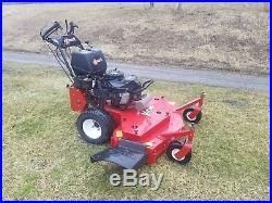 2015 Exmark 48 Viking Commercial Hydro Zero Turn Lawn Mower Kawasaki Engine ECS