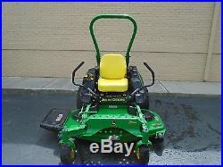 2015 John Deere Z915b 60 Commercial Zero Turn Mower Tractor #134566