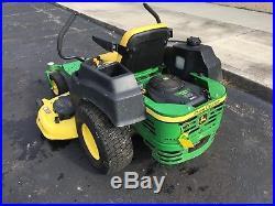 2015 John Deere Z425 54 Zero Turn Mower 54 Mower Deck 22hp H-612612