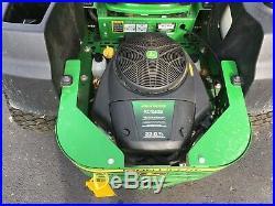 2015 John Deere Z425 54 Zero Turn Riding Lawn Mower 22hp 54 Mowing Deck 612612