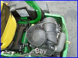 2015 John Deere Z950m 72 Commercial Zero-turn Mower H# 146281
