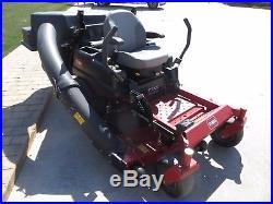 2015 Toro Titan MX6000 25 HP Kohler Engine 60'' Fabricated Deck Twin Bagger
