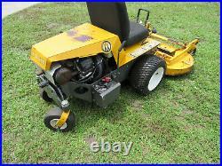 2015 Walker B 23i Zero Turn 48 Rotary Mower HD Mulching Deck EFI Kohler Engine