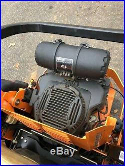 2016 48 inch SCAG ZERO TURN Tiger Cat II Mower Low Hours