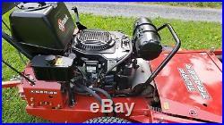 2016 Exmark 60 Turf Tracer Commercial Hydro Zero Turn Lawn Mower Kohler Engine