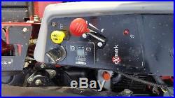 2016 Exmark 72 Lazer Z Commercial Hydro Zero Turn Lawn Mower Kohler EFI Engine