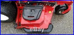 2016 Exmark zero turn mower 72 / X-Series / Rear Discharge