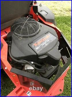 2016 Gravely HD48 Zero Turn Lawn Mower 48 Deck Kawasaki 23HP Twin Engine