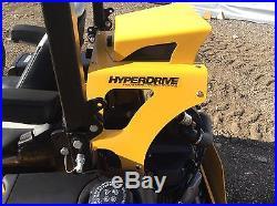2016 Hustler Hyperdrive 60 Zero-turn Mower Demo Unit