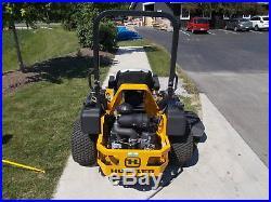 2016 Hustler Superz Commercial Zero-turn Lawn Mower Na# 139157