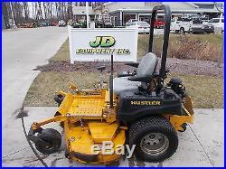 2016 Hustler X-one 60 Commercial Zero Turn Lawn Mower Na# 145600