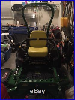2016 John Deere 915B Zero Turn Commercial Mower