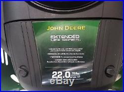 2016 John Deere Z525E Zero Turn Riding Lawn Mower 54in Deck