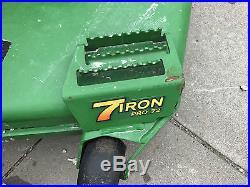 2016 John Deere Z950M Zero Turn Mower with TWEELS #145627-6800