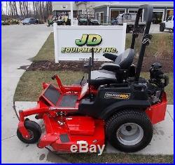 2016 Snapper Pro 72 Commercial Zero Turn Lawn Mower Na# 145268