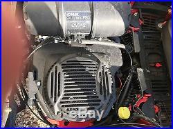 2016 Toro 74959 72 Commercial zero turn 149 Hr warranty