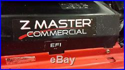 2016 Toro Z Master 3000 Series Zero Turn Mower 60 Turbo Force Deck