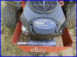 2017 Bad Boy EZ Magnum Mower Zero Turn Kohler 7000 Series 725cc Motor