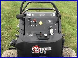2017 Exmark Vantage S Series 52 Used Mower