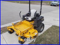 2017 Hustler X-one 60 Commercial Zero-turn Lawn Mower Na Stock# 161659