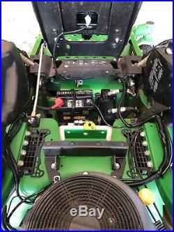 2017 John Deere Z950R Commercial 60 Zero Turn ZTR Late Model Low Hours 560 hrs