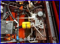 2017 Kubota ZD1511LF-72 zeroturn 72 deck 31hp diesel engine ZT used 215 hr