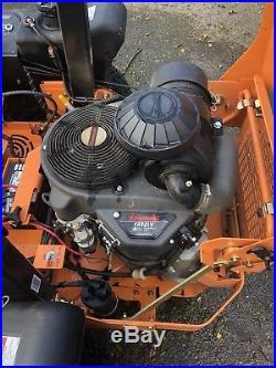 2017 SCAG Cheetah 61 Commercial Zero Turn DEMO MODEL 40 Hours 31HP Kawasaki