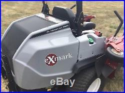 2018 Exmark 96 Diesel Demo Zero Turn Mower