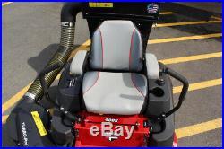 2018 Ferris 400S 48 Zero Turn Mower With Bagger Used