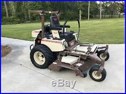 2018 Grasshopper Zero Turn Mower 327 Efi 61 Deck