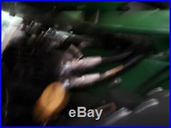 2018 JOHN DEERE 652R QUIKTRAK 52 ZERO TURN STAND-ON MOWER 166 Hrs WARRANTY