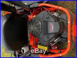 2018 Kubota 60 Zero-Turn Lawn Mower