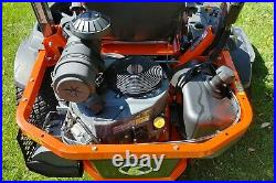 2018 Kubota Z724x 54in Commercial Zero Turn Mower Kawasaki Engine Low Hours