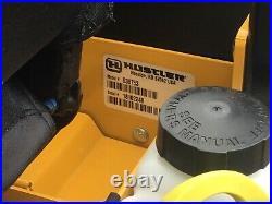 2019 Hustler FasTrak 54 Used Zero Turn Mower