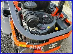 2019 Kubota Z781i 60in Zero Turn Mower 30hp Kawasaki Efi Engine Low Hrs