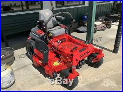 2020 Gravely ZTHD52 52 Zero Turn Lawn Mower, 25hp Kohler, Demo withFull Warranty