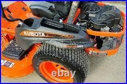 2020 Kubota Z421k 60in Zero Turn Mower Only 12hrs