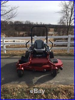 2106 72 Exmark Lazer Zero Turn Rider Commercial Mower