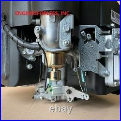 23 Gross HP KAWASAKI FR691V-CS17-R engine for Lawn Tractors & Zero-Turn mowers