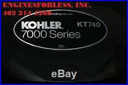 25HP KOHLER PSKT7403014 for Zero-Turn & Riding Rider Lawn Mowers