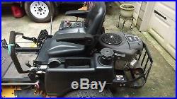 26 H. P. Bobcat Built Professional Zero Turn Mower 52 Cut Sears Professional