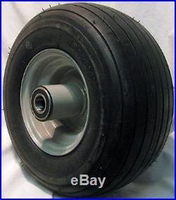 2 13x6.50-6 13/650-6 TIRE RIM WHEEL for some Exmark Toro more Zero Turn Mowers