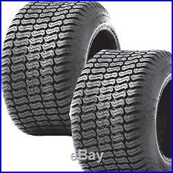 2 24x12.00-12 24/1200-12 Zero Turn Riding Mower Garden Tractor Turf TIRES 4ply