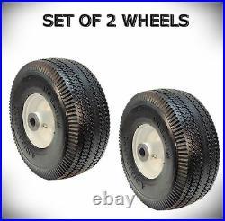 2 Front Wheel Tire Toro 105-347 Z4235 Z4200 SS 4250 Zero Turn Mower TimeCutter