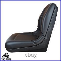 (2 Seats) Black John Deere Gator Seat 6X4 CX 4X2 4X4 HPX TRAIL TX TURF TH 6X4 TE