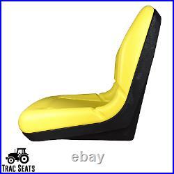 (2 Seats) Yellow John Deere Gator Seat for XUV 550 550 S4 620i 850D Diesel E