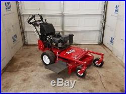 36 Exmark Turf Tracer Hydro Commercial Walk Behind Zero Turn Lawn Mower Toro