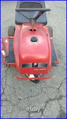 3 wheeler Swisher Big Mow Mower 32 in zero turn riding mower exmark scag