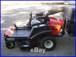 40 Zero Turn Lawn Mower, Gravely