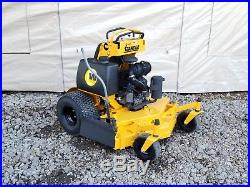 48 Wright Stander Commercial Lawn Mower with 23HP Kawasaki Motor